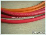 Slang van het Gas van de Slang van de Lucht van LPG van de Lage Temperatuur van 1/4 Duim de Oranje