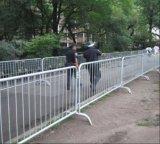 Barriera provvisoria galvanizzata vendita della fabbrica/barriera d'acciaio di traffico
