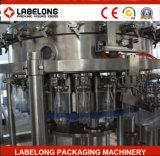 Cadena de producción carbónica de pequeña capacidad del embotellamiento del refresco de la bebida/de la maquinaria de relleno