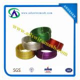 PVC recubierto de alambre (1,5 / 1,0 --- 5,5 / 5,0 mm)