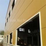 중국 공급자 강철 구조물 Prefabricated 건물