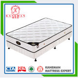 Hotel Furniture Hot Selling Cheap Price Hotel Bed Base o Boxspring e Mattress