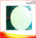 エッチングされたホイルのフィルムのヒーターのPolyimide 3Dプリンターヒーター220V 400Wの直径320mm 3m