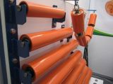 炭素鋼の管材料のコンベヤーのローラーの工場
