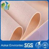 Pano de filtro perfurado do PPS agulha resistente de alta temperatura