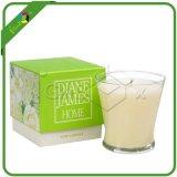 Nach Maß Luxuxsteife Pappboutique-Geruch-Duft-Seifen-Papierkerze-verpackengeschenk-Kasten für Verpackung