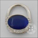 De Hangende Ring van de Zak van het Inlegsel van de diamant, de Hanger van het Metaal (gzhy-bhr-064)
