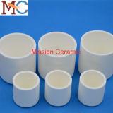crogiolo di ceramica di Zirconia 2200c