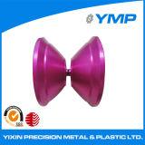 Servicio de mecanizado de metal de la precisión de mecanizado CNC de aluminio girado Yoyo