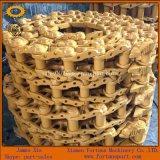 Pièces de rechange de chaîne de piste de l'excavatrice Cat320 Cat345 Cat330 de tracteur à chenilles