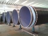 Tubulação de aço da água revestida do API 3PE Fbe