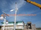힘 장비로 3kw 바람 터빈 & 15PCS 250W 단청 태양 전지판