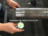 API 5CT J55 Psl1の継ぎ目が無い炭素鋼の包装LC