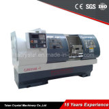 Torno CNC de torneamento de precisão de preço baixo (CJK6150B-1)
