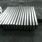 Metalguillotine-Scherschaufeln für Ausschnitt-Platte