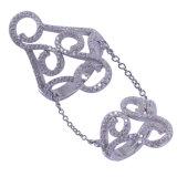 Populaire Regelbare Ontworpen Echte Zilveren Ring 925