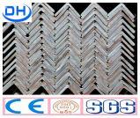 Q345 de Warmgewalste Milde Gelijke die Staaf van de Hoek van het Staal in China wordt gemaakt