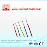 Cable de alambre eléctrico del conductor de cobre IEC60227