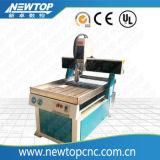 4 router di CNC di asse 6090/mini router di CNC per la scultura di pietra del legno
