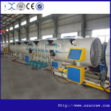 Chaîne de production en plastique de pipe de PE