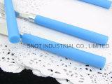 Het Tafelgereedschap van het roestvrij staal met Plastic Handvat