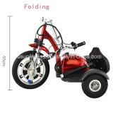 Triciclo elétrico da venda quente nova do projeto 2017 para o adulto