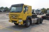 Sinotruk 6X4 redressent/mains gauches conduisant le camion d'entraîneur de HOWO 371HP (ZZ4257S3241W)