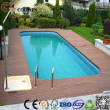 Decking oco da manufatura 150X25mm WPC de China