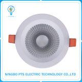 alto dispositivo de iluminación del lumen de 30W 3000lm LED impermeable ahuecado Downlight IP67
