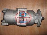 Bomba de engrenagem 705-52-40280 de KOMATSU para o carregador Wa470-3e da roda