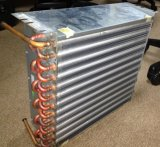 медная трубка с воздушным охлаждением конденсатора холодильной установки