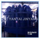 Idrociclone di Jinyang del processo stridente del grado in miniera di oro