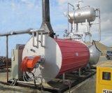 Empaquetado Gas-Fired Calentador de aceite térmico