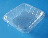 Contenitore impaccante del mirtillo di plastica a gettare di rettangolo 125 grammi