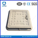 Coperchio di botola della vetroresina di En124 D400 600X600 fatto in Cina