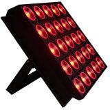 свет влияния Blinder матрицы УДАРА СИД этапа 25PCS 15With30W