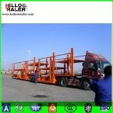 Car Transporter 3 Axle Carrier Trailer pour vente