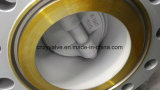 Válvula de borboleta de alta pressão do GOST Pn63