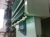 Machine à fabriquer des sacs en plastique pour étanchéité côté coupe-chaleur