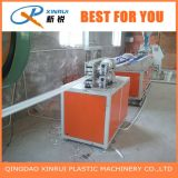 PVC-bördelt Plastikaufbau-Winkel Strangpresßling-Zeile