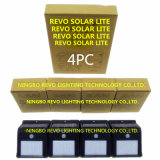 luz psta solar da parede do sensor de movimento de 8LED PIR (RS2003-8)
