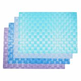 De Polyester Tablemat van 100% voor Tafelblad