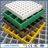 La alta calidad resistente a la corrosión rejilla de plástico reforzado con fibra