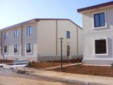 Helles Stahlkonstruktion-Gebäude für Industrical Werkstatt (KXD-SSW135)