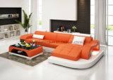 G8009d L de grande taille sofa de salle de séjour de forme