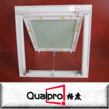 Panneau d'acce2s en aluminium de plafond avec le loquet instantané AP7710 de contact