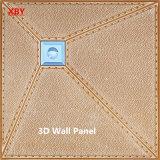 Акустический материал украшения панели стены панели 3D декоративный