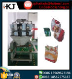 Macarronete automático cheio, espaguete, máquina de embalagem vertical da massa