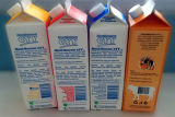 1L de leite fresco Gable Top Carton
