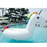 膨脹可能なユニコーン、白鳥の浮遊物、Pegasusのプールの浮遊物、ドーナツプールの浮遊物